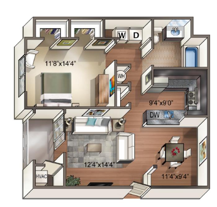 Enlarge Floor Plan [+]