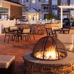 Alterra | Rocky Hill Apartments Outdoor Fire Pit